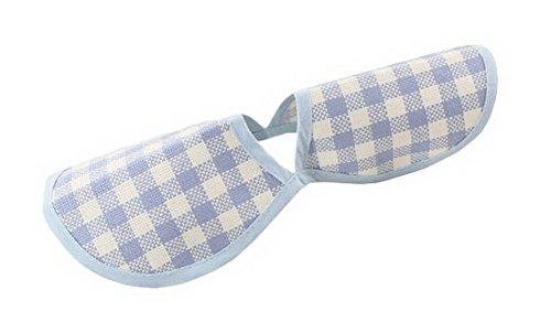 Best BreastFeeding Pillow, Nursing Pillow, Arm Pillow(Flax)-Blue