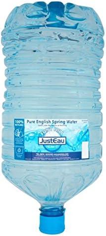 Justeau Uno de viaje botella de agua de 15 litros (Pack de 15ltr): Amazon.es: Alimentación y bebidas