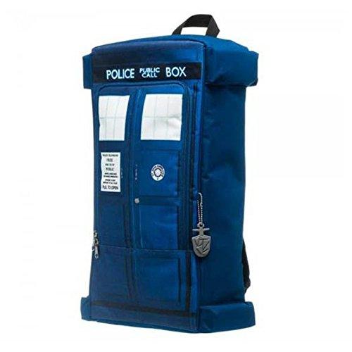 Doctor Dr. Who Tardis Call Box Backpack ()
