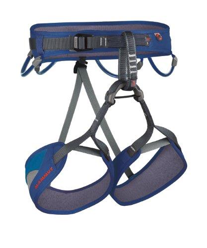 Mammut Ophir Climbing Harness (Berny Blue-Endurance, Large), Outdoor Stuffs
