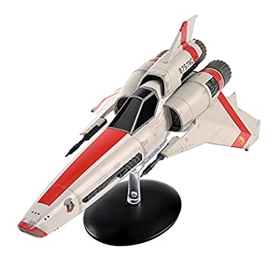 Hero Collector | Battlestar Galactica Collection | Viper Mk II (2004) with Magazine Issue 1 by Eaglemoss: Toys & Games