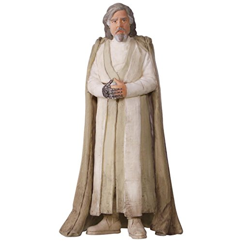 Hallmark Keepsake 2017 Star Wars: The Force Awakens Luke Skywalker Christmas Ornament