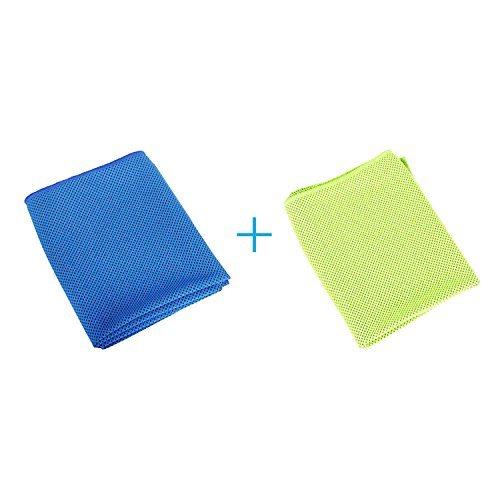 Sports Cooling Towel, Summer Ice Cooling Sweat Absorption