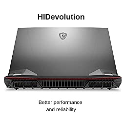 "HIDevolution MSI GT76 Titan DT 9SF 17.3"" FHD 240Hz 