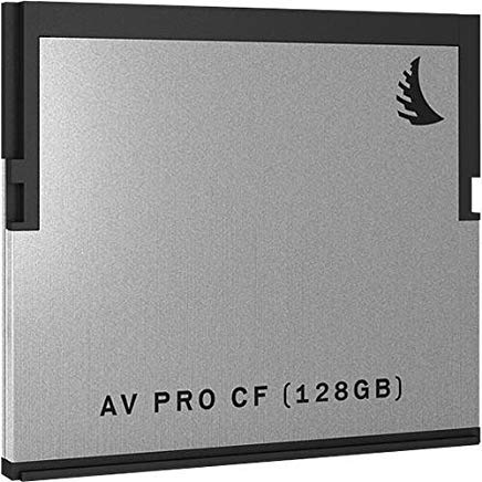 Angelbird AVP128CF, 128GB AV Pro 2.0 Memory Card by Angelbird