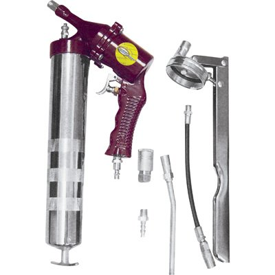 Northern Industrial Tools Air Grease Gun - 1,600 to 6,000 PS