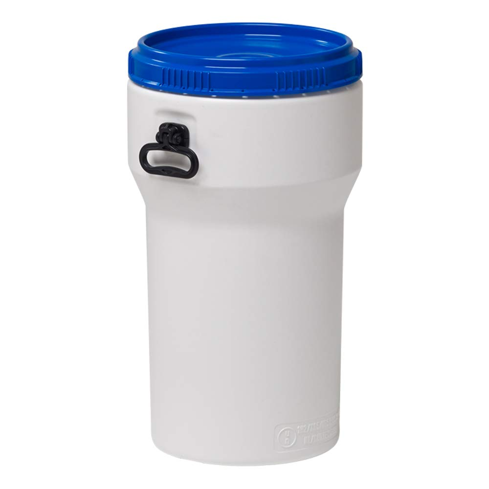 13.2 Gallon Nestable UN Rated HDPE Drum w/Lid