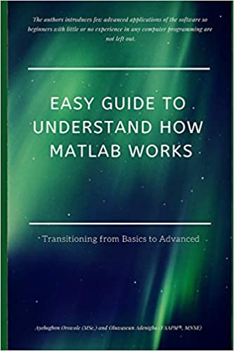 Buy Easy Guide to Understand How MATLAB Works: Transitioning from