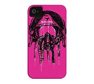 1939-1945 iPhone 4/4s Barbie pink Barely There Phone Case - Design By Humans