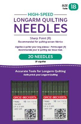 Quilters Machine Needles - 2