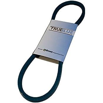 "Simplicity Industrial V-Belt 1221469SM 1705142 1705142SM 2176393  3//8/"" x 37/"""