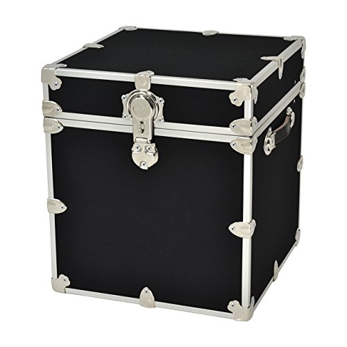 - Rhino Trunk and Case Armor Trunk, Cube, Black