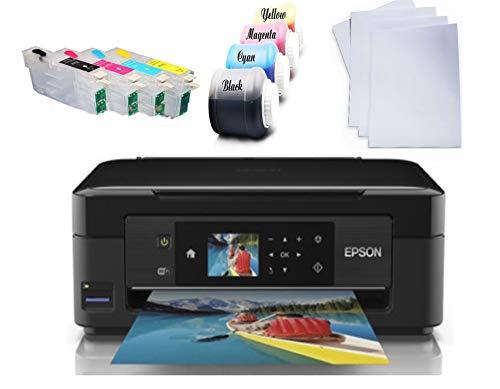 Impresora multifunción DIN A4, Impresora de sublimación de ...