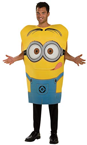 Rubie's Despicable Me 2 Foam Tunic Carl Dave, Blue/Yellow, Standard Costume ()
