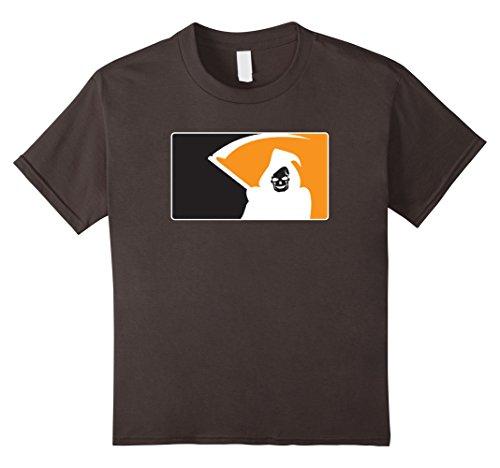 Kids Halloween Sports T-Shirt Grim Reaper 10