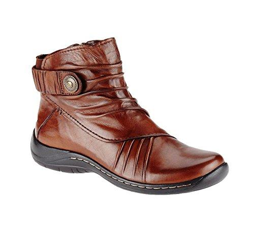 Almond Calf Footwear - 5