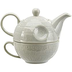 Star Wars Death Star Ceramic Teapot and Mug Set