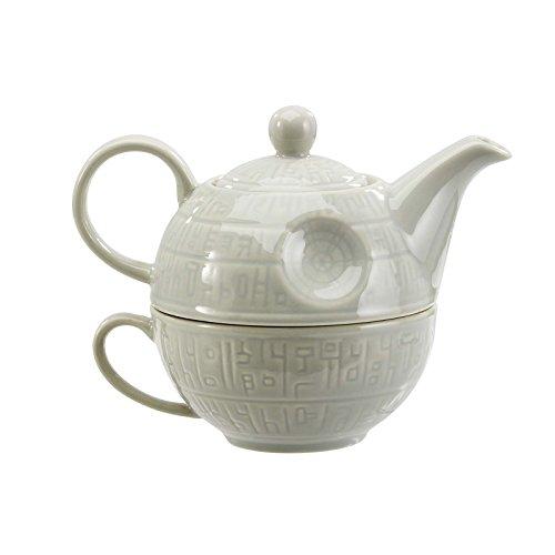 Star Wars Rouge One Death Star Ceramic Teapot Set
