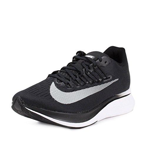Grève Zoom Air Formateurs En Noir - Gris Noir / Blanc-dk Nike TJB2rl1a