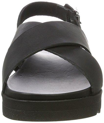 Black Women's Ls172030 Black Berlin Nairobi Liebeskind Sandals Nappa xU4nSwxcq