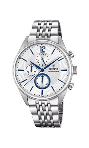 Festina Timeless Chronograph F20285/1 Mens Chronograph very sporty