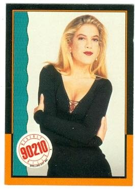 Tori Spelling as Donna Martin Beverly Hills 90210 trading card #47 ...