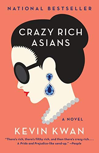 Amazon Crazy Rich Asians Crazy Rich Asians Trilogy Book 1