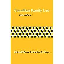 Canadian Family Law, 6/E