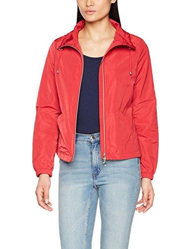 Chaqueta para Red Mujer Crimson Geox Woman Jacket F7162 Rot qvtExxp4w