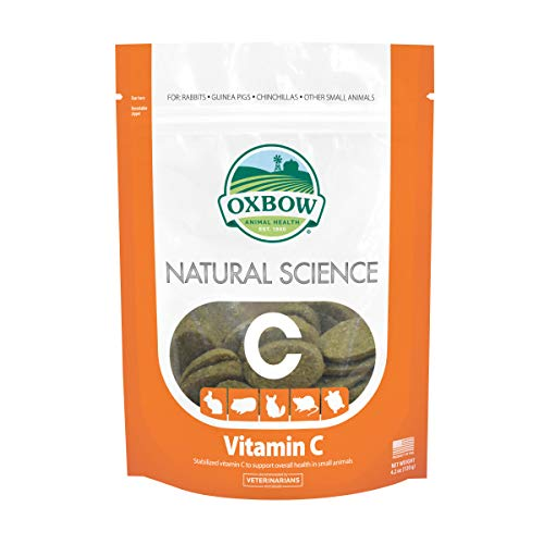 Oxbow Natural Science Vitamin C Supplement 4.2 oz. ()