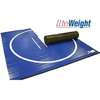 Amazon Com Dollamur Flexi Roll Wrestling Home Mat