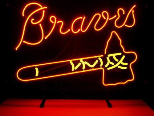 Atlanta Braves Lamp - 2