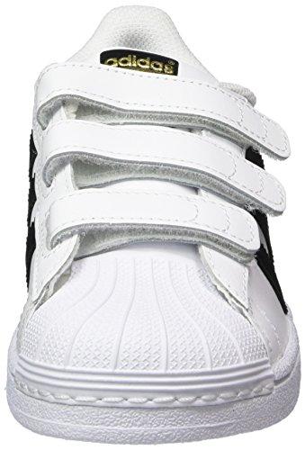 Scarpe Superstar CF adidas Foundation Unisex C da Fitness zwnOvIxq