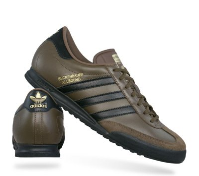 91d9dc8071a New Adidas Originals Beckenbauer Allround Mens Trainers - Brown - SIZE UK  10  Amazon.co.uk  Sports   Outdoors