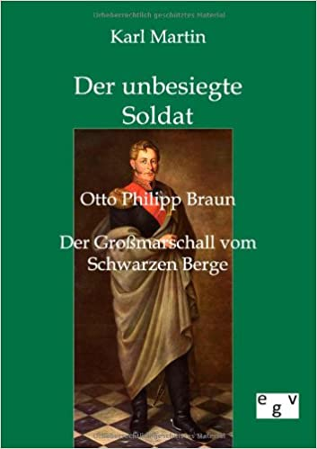 Book Der unbesiegte Soldat (German Edition)