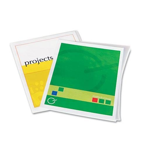 FELLOWES Manufacturing 5200501 Laminating Pouches, 3mil, 11 1/2 x 9, 25/Pack