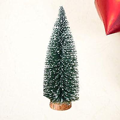 Australian Christmas Tree Pine.Bestoyard 12pcs Mini Christmas Tree Pine Xmas Tree Desktop