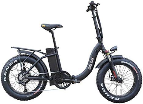 JH Bicicleta Eléctrica, Bicicleta De Montaña Batería De Litio (500W36V) Motor De Alta Potencia Eléctrica De Bicicletas De 20 Pulgadas De Aleación De Aluminio Portátil Bicicleta De Montaña Eléctrica: Amazon.es: Hogar