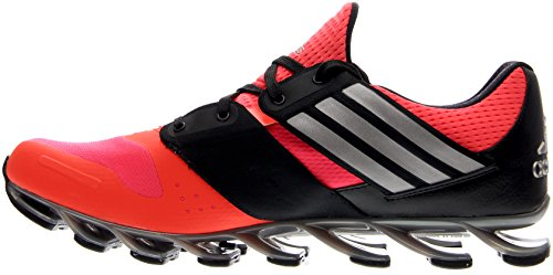 Uomo Adidas Springblade Solyce Scarpa Da Corsa Aq5677 Arancione