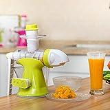 Food Grade Multifunctional Manual Juicer DIY Ice Cream Maker Machine Portable Mini Portable Ice Cream Maker Machine
