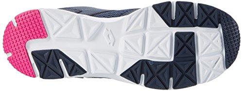Zapatillas Running Mujer Galaxy Mt 500W Slv de Azul Lotto Speedride qIEwg66