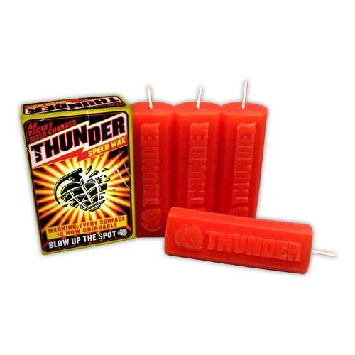 Thunder Trucks Speed Red Skate Wax – DiZiSports Store