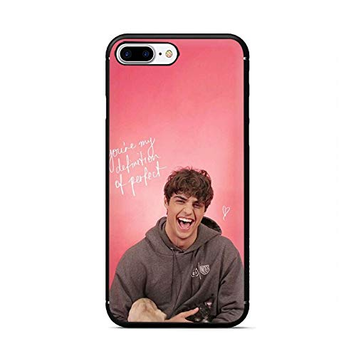 4000249928007 Box Inspired by noah centineo phone case Compatible With Iphone 7 XR 6s Plus 6 X 8 9 11 Cases Pro XS Max Clear Iphones Cases High Quality TPU Clothes Collectables Classy Pack