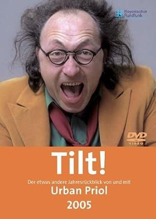 dvd von Urban Priol - Tilt!: Der etwas andere Jahresrückblick