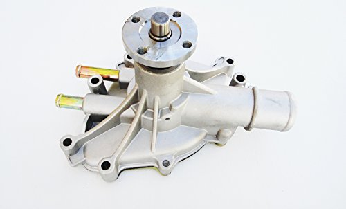 (HIGH FLOW ALUMINUM ALLOY WATER PUMPS FORD SBF 255/302/351W LTD/MUSTANG/MERCURY REVERSE ROTATION AW4024/4035 '80-93)
