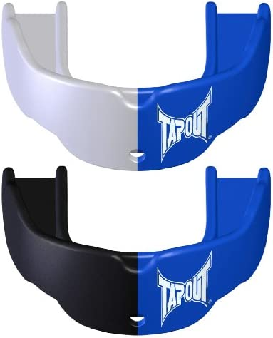 Tapout Men's Mouth Guard 青 Ages 12+ Adult Royal 青 by TapouT