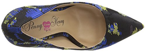 Penny Loves Kenny Women's Opus AB Pump, Blue Abstract, 11 Medium US by Penny Loves Kenny (Image #8)