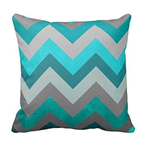 Bigdream Decorative Throw Pillow Fiber-Filled Pillow Indoor/Outdoor Accent Pillow For Bed/Sofa Two Sides 20