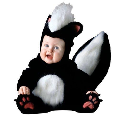 TOM ARMA SKUNK WEB 4T-5Tod - Little Skunk Toddler Costumes