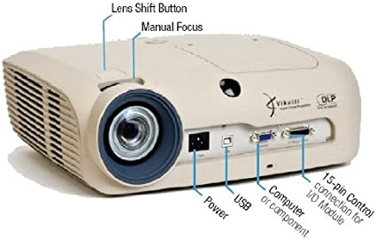 3M SCP716 Video - Proyector (2400 lúmenes ANSI, DLP, XGA (1024x768 ...
